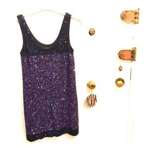 French Connection Sequin Dress Sz. 4